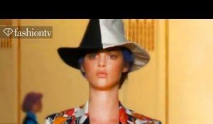 Thakoon Runway Show - New York Fashion Week Spring 2012 NYFW ft Codie Young | FashionTV - FTV