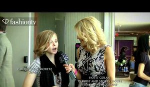 Elton John AIDS Foundation ft Chloe Grace Moretz, Hosted by Hofit Golan | FashionTV - FTV.com