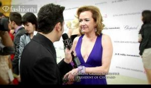 Elton John AIDS Foundation ft  Chopard | FashionTV - FTV.com