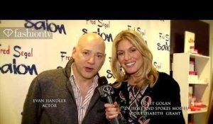 Elton John AIDS Foundation ft Evan Handler, Hosted by Hofit Golan | FashionTV - FTV.com