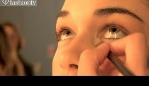 Patricia Muller @ Osklen Backstage - Sao Paulo Fashion Week Summer 2012 - Brazil | FashionTV - FTV
