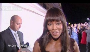 Will.i.am + Naomi Campbell @ De Grisogono Party - 2011 Cannes Film Festival | FashionTV - FTV.com