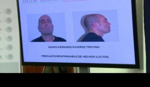Mexique: arrestation du chef du cartel du Golfe