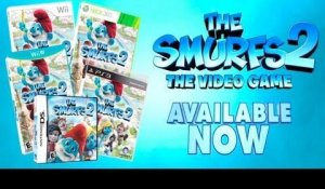 """The Smurfs 2"" The Video Game: Trailer [US]"