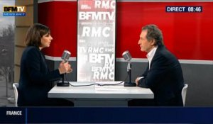Bourdin Direct: Anne Hidalgo - 04/03