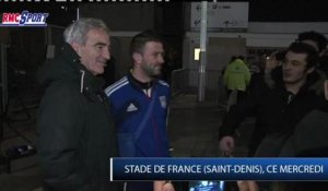 Football / Amical : Domenech aperçu au Stade de France - 05/03