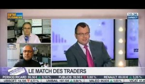 Le Match des Traders: Jean-Louis Cussac VS Giovanni Filippo, dans Intégrale Placements - 13/05