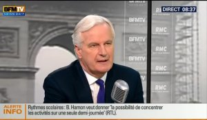 Bourdin Direct: Michel Barnier - 25/04