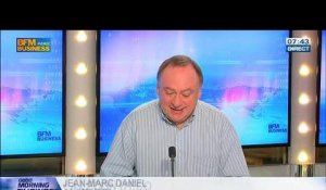"Jean-Marc Daniel: L'invention du mot ""ordinateur"" par IBM – 25/04"