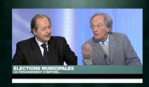 Municipales : un remaniement en perspective ?
