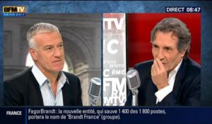 Bourdin Direct: Didier Deschamps - 16/04