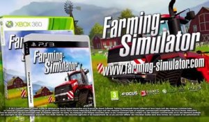Farming Simulator - Trailer de lancement