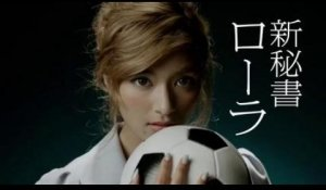 Let's Make a Pro Soccer Team ! - Pub Japon #1