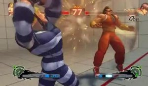 Super Street Fighter IV - Ultra I Cody