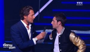 L'incroyable bourde de Brian Joubert  - ZAPPING PEOPLE DU 20/10/2014
