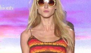 Beach and Surfwear by Osklen Spring 2013 at SPFW | FashionTV