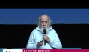 "Hubert Reeves : ""L'intelligence mise au service du profit nous menace"""