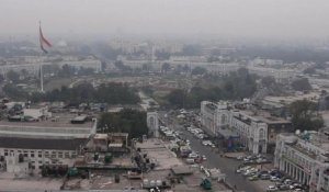 L'Inde lance un index de la qualité de l'air face à la pollution