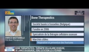 Bone Therapeutics lance son introduction en Bourse: Enrico Bastianelli - 02/02