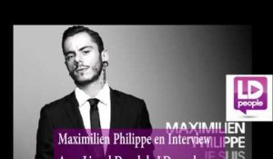 Maximilien Philippe de The Voice se met à nu ! Interview...Confidences