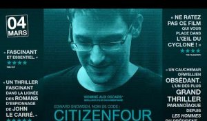 CITIZENFOUR - trailer VOST Fr