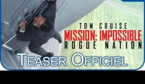 Mission:Impossible - Rogue Nation | Bande-annonce #1 [VF]
