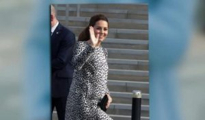 Le style de maternité impeccable de Kate Middleton