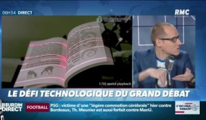 La chronique d'Anthony Morel : Le défi technologique du grand débat - 11/02