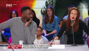 "Le Grand Oral de Thomas Ngijol et Karole Rocher, réalisateurs de ""Black Snake"" - 20/02"