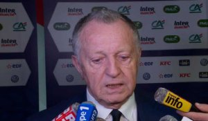"CdF - Aulas : ""On a besoin d'un grand Memphis"""