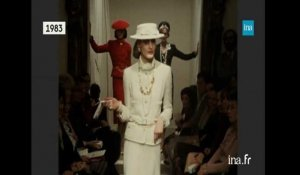 1983 : Karl Lagerfeld se réapproprie Chanel