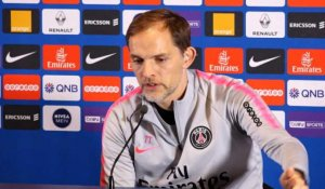 "PSG - Tuchel ""en discussion"" pour prolonger son contrat"