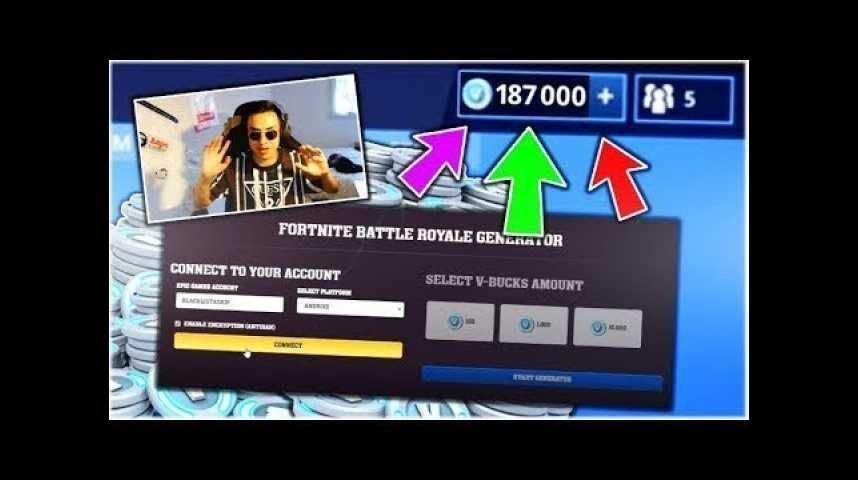 Fortnite 1000 V Bucks Xbox One