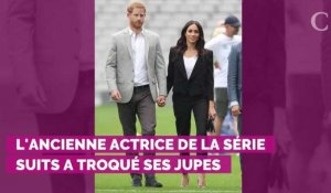 PHOTOS. Les looks les plus inspirants de Meghan Markle
