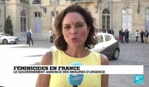 FR NW GRAB FRANCE GRENELLE VIOLENCES CONJUGALES EDOUARD PHILIPPE VIRGINIE HERZ