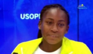 US Open 2019 - Cori Gauff, 15 years : the idol of New York will play Naomi Osaka, the world's number one !