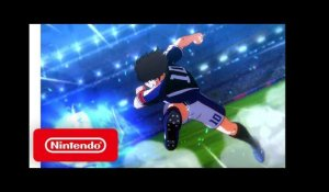 CAPTAIN TSUBASA: Rise of New Champions - Announcement Trailer - Nintendo Switch