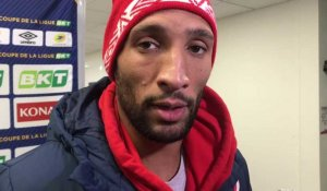 Stade de Reims - Paris Saint-Germain : l'après-match avec Yunis Abdelhamid