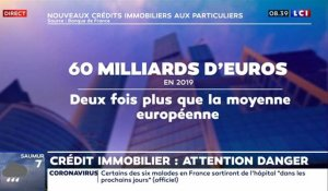 Crédit immobilier : attention danger