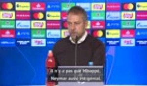 "Quarts - Flick : ""Mbappé sera Ballon d'or un jour"""