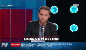 Louis va plus loin : La très belle initiative de Lionel Messi - 15/04
