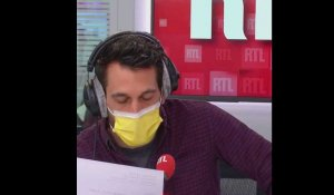 Le journal RTL de 8h du 09 avril 2021