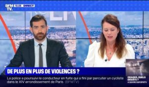 De plus en plu de violences ? - 13/08