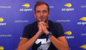 "US Open 2020 - Daniil Medvedev : ""Physically I'm not feeling my best, but it will work gradually and over time"""