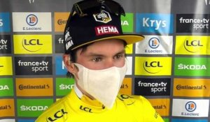 "Tour de France 2020 - Primoz Roglic : ""Another nice day for me"""