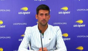 "US Open 2020 - Novak Djokovic : ""I played my contacts to try to reach the governor of the state of New York and to help Adrian Mannarino"""