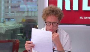 Le journal RTL de 8h du 10 septembre 2020