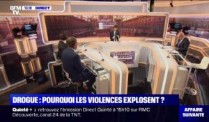 Drogue: pourquoi les violences explosent ? - 20/09