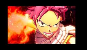 FAIRY TAIL Bande Annonce de Gameplay (2020) PS4 / Switch / PC