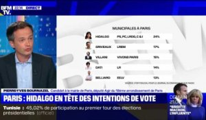 Municipales à Paris: Anne Hidalgo en tête des intentions de vote - 15/09